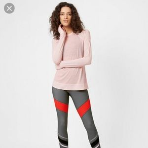 Sweaty Betty Breeze Top Long Sleeve Merino Run M